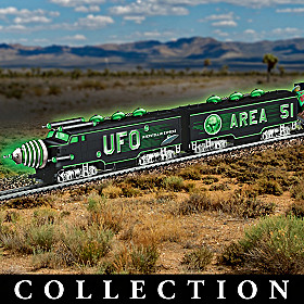 UFO Express Train Collection