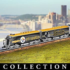 Pittsburgh Steelers Express Train Collection