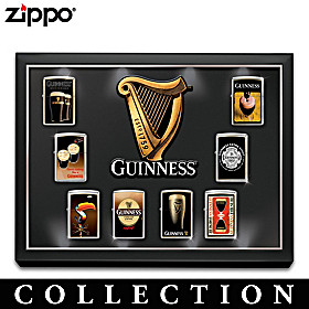 Guinness® Zippo® Lighter Collection