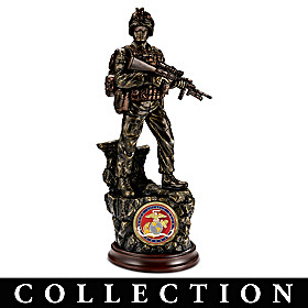USMC: Proud History Sculpture Collection