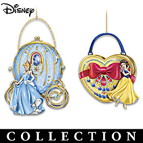Disney Carry The Magic Ornament Collection