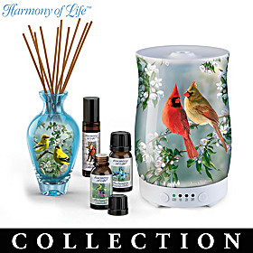 Secrets Of The Garden Essential Oils Collection