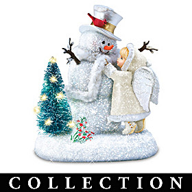 Winter Wonders Figurine Collection