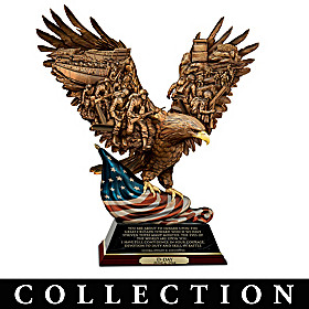 World War II Commemorative Sculpture Collection