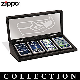 Seattle Seahawks Zippo® Lighter Collection
