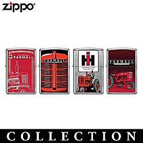 Farmall Zippo® Lighter Collection