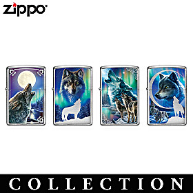 Mystic Guardians Zippo® Lighter Collection
