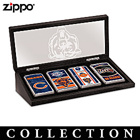 Chicago Bears Zippo® Lighter Collection