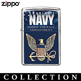 U.S. Navy® Zippo® Lighter Collection
