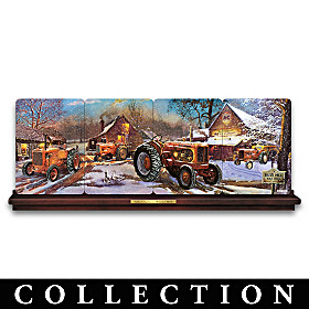 The American Farming Tradition Collector Plate Collection