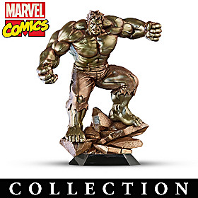 MARVEL COMICS Sculpture Collection