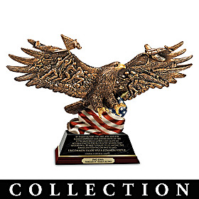 World War II 75th Anniversary Sculpture Collection
