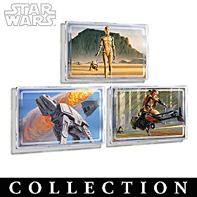 STAR WARS Wall Decor Collection