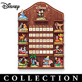 Disney Magical Moments Perpetual Calendar Collection