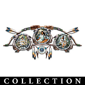 Kindred Spirits Collector Plate Collection