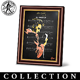 Elvis: Greatest Hits Wall Decor Collection