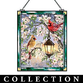 Splendid Songbirds Suncatcher Collection