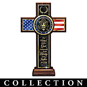 God And Country Cross Collection