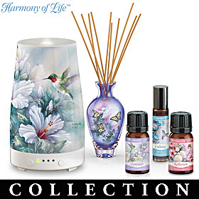 Garden Treasures Essential Oils Collection