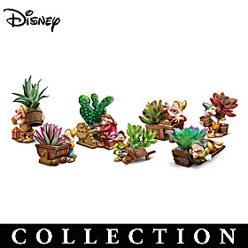 Disney Snow White And The Seven Dwarfs Sculpture Collection