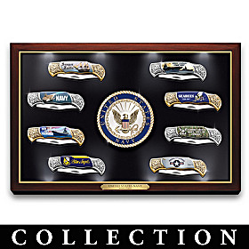 U.S. Navy: Semper Fortis Knife Collection