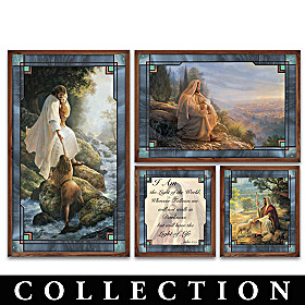 The Light Of Life Wall Decor Collection