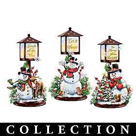 So Merry And Bright Lantern Sculpture Collection