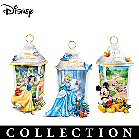 Disney Happily Ever After Lantern Collection