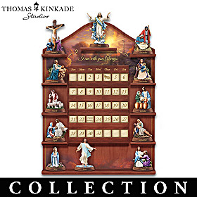 Thomas Kinkade Life Of Christ Perpetual Calendar Collection