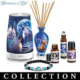 Mystic Spirits Essential Oils Collection