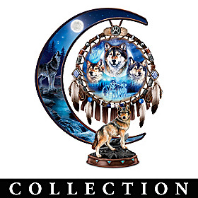 Spirit Of The Moon Sculpture Collection