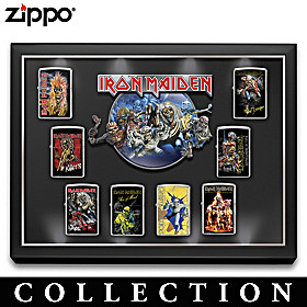 Iron Maiden: Ready For Eddie Zippo® Lighter Collection