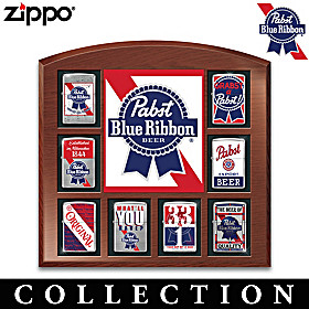 Pabst Blue Ribbon® Zippo® Lighter Collection