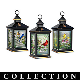 Birds And Blessings Lantern Collection