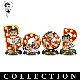 Betty Boop Timeless Beauty Sculpture Collection