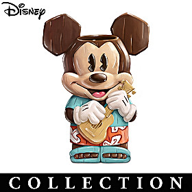 Disney Luau Stoneware Collection