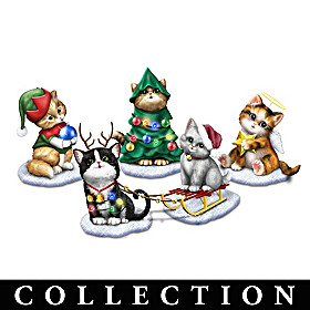 Purr-fect Medleys Figurine Collection