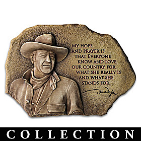 John Wayne Wall Decor Collection