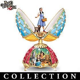 THE WIZARD OF OZ Music Box Collection
