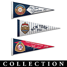 New York Yankees World Series Wall Decor Collection