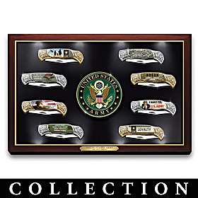 United States Army Knife Collection