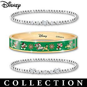 Disney A Year Of Celebration Bracelet Collection