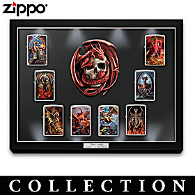Guardians Of The Flame Zippo® Lighter Collection