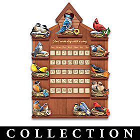 Ultimate Songbird Perpetual Calendar Collection