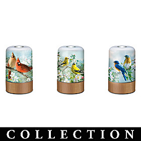 Garden Visitors Lamp Collection