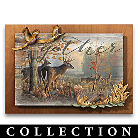 Woodland Inspirations Wall Decor Collection