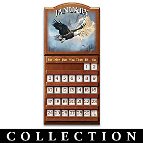 Days Of Grandeur Perpetual Calendar Collection