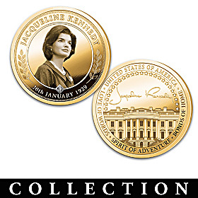 The Jacqueline Kennedy Proof Coin Collection