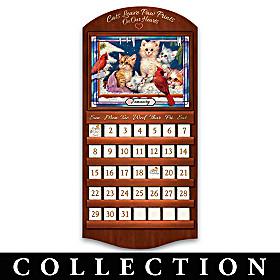 Curious Kittens Perpetual Calendar Collection