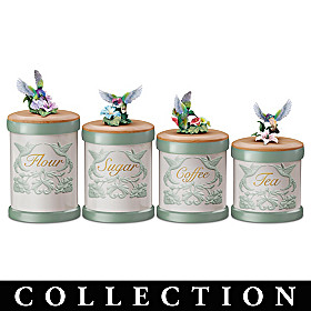 Kitchen Treasures Canister Collection